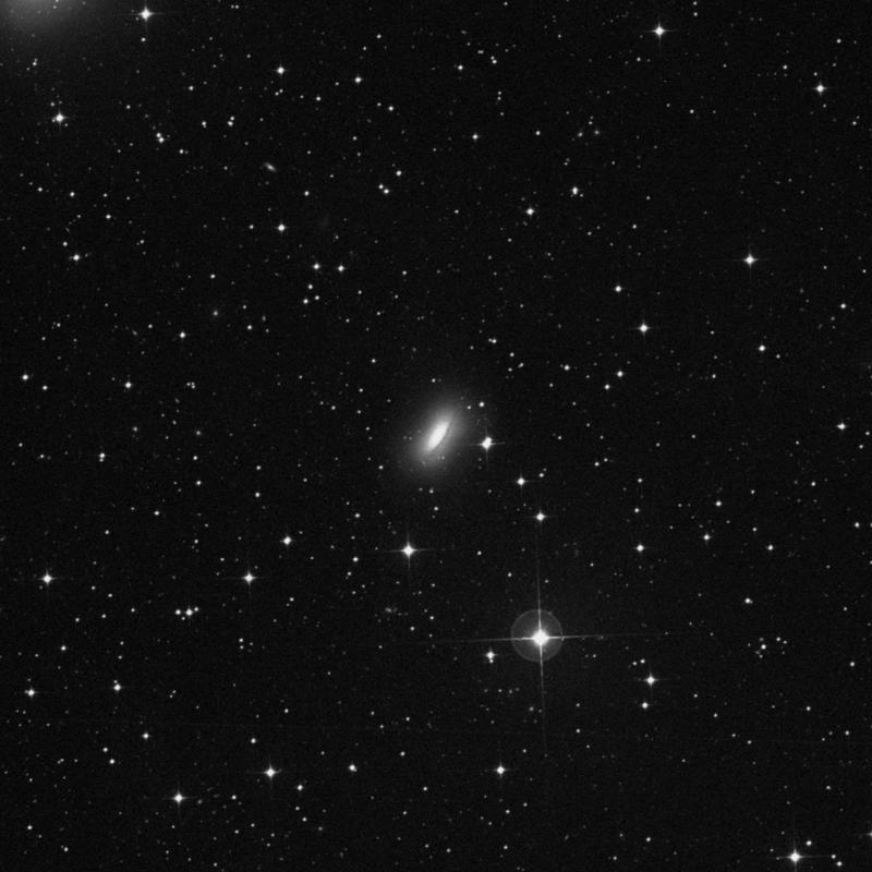Image of NGC 1546 - Lenticular Galaxy in Dorado star