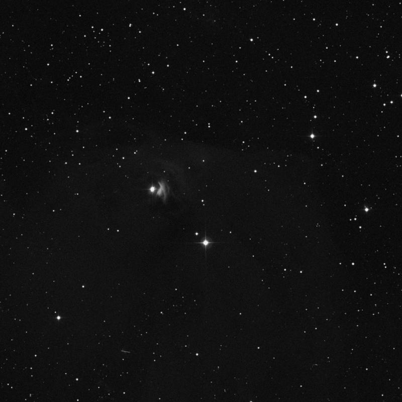 Image of NGC 1554 - Star in Taurus star