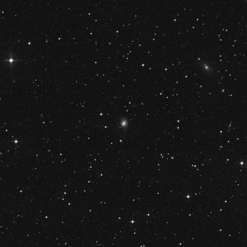 Image of NGC 1578 - Spiral Galaxy in Dorado star