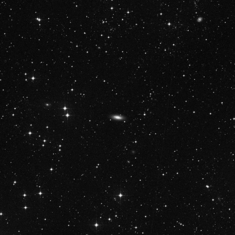 Image of NGC 1581 - Elliptical/Spiral Galaxy in Dorado star