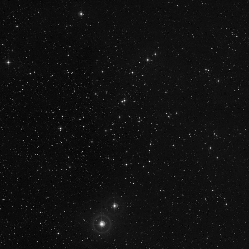 Image of NGC 1647 - Open Cluster in Taurus star