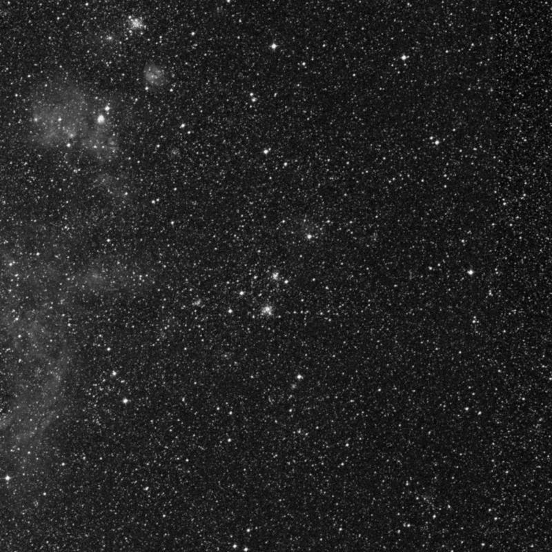 Image of NGC 1693 - Globular Cluster in Dorado star