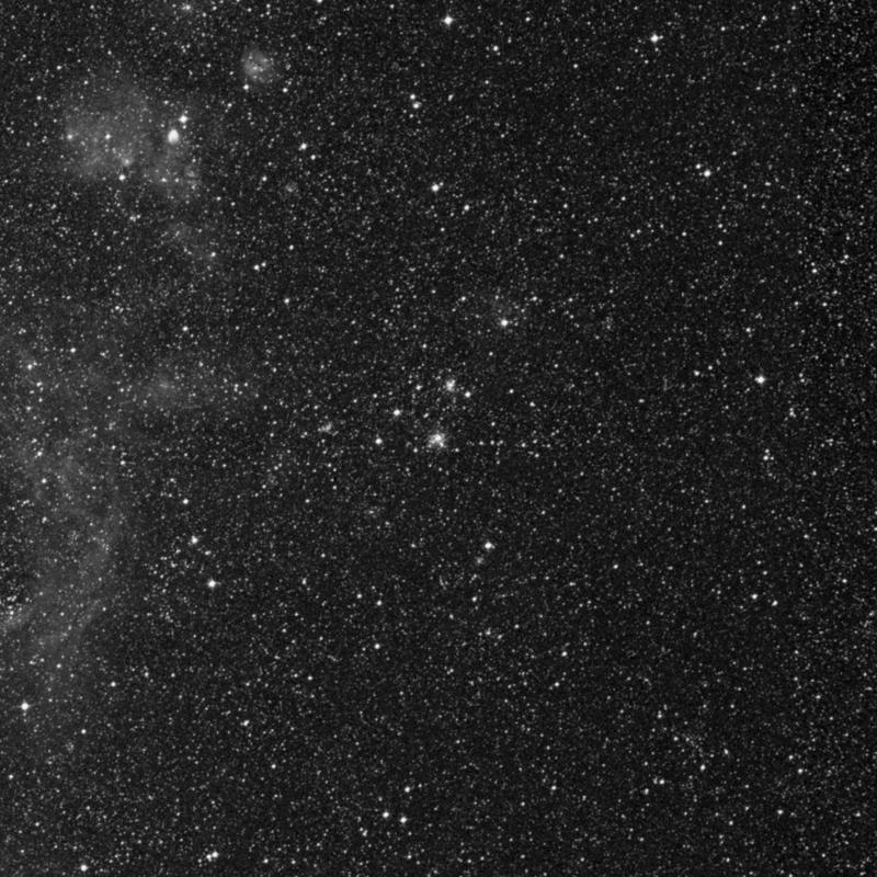 Image of NGC 1695 - Globular Cluster in Dorado star