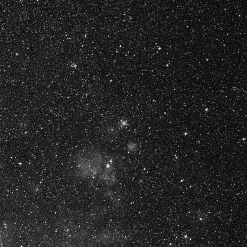 Image of NGC 1698 - Globular Cluster in Dorado star