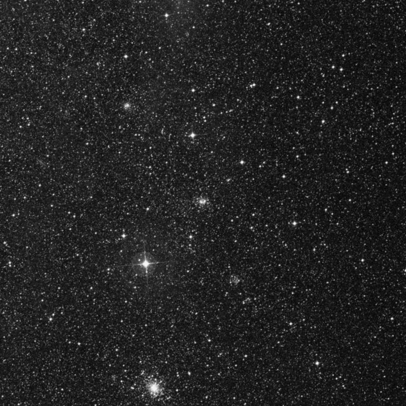 Image of NGC 1704 - Open Cluster in Dorado star