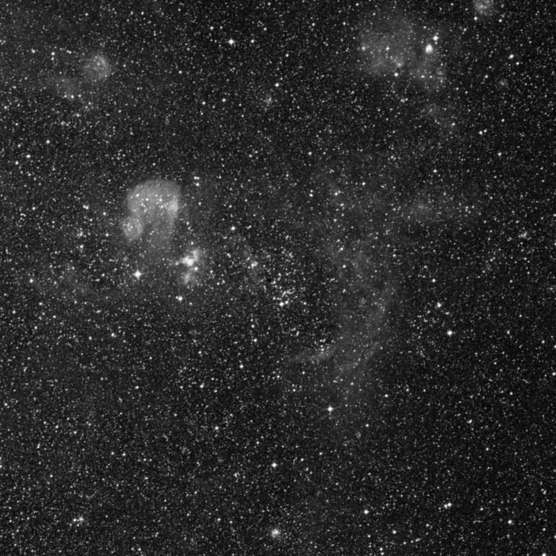 Image of NGC 1712 - Association of Stars in Dorado star