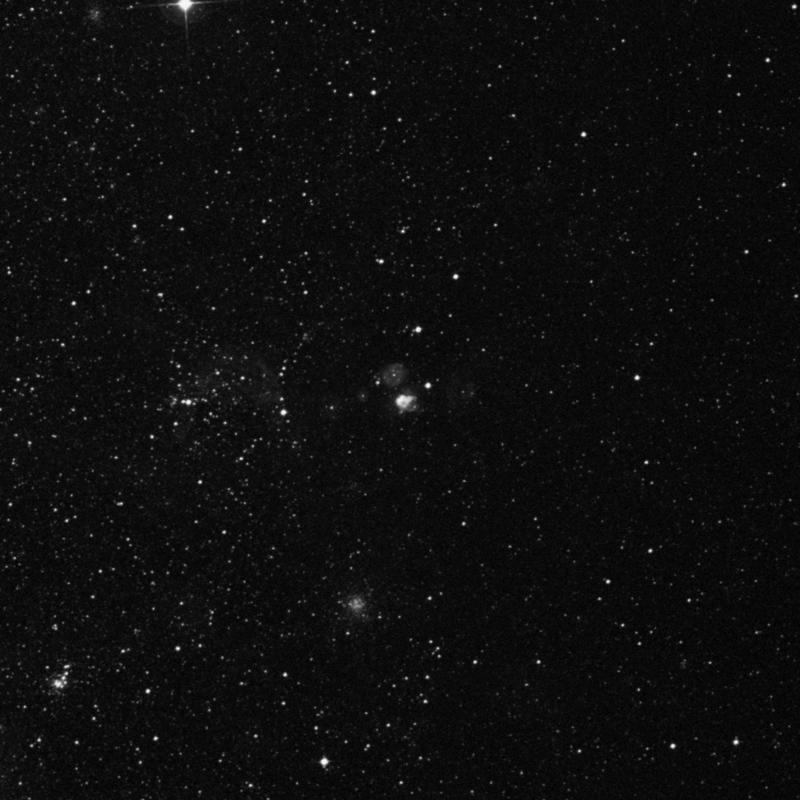 Image of NGC 1714 - Star Cluster + Nebula in Dorado star