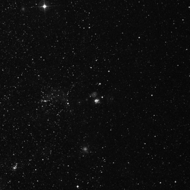 Image of NGC 1715 - Emission Nebula in Dorado star
