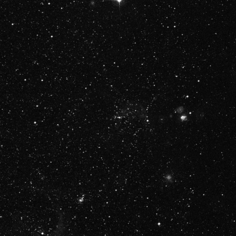 Image of NGC 1731 - Association of Stars in Dorado star