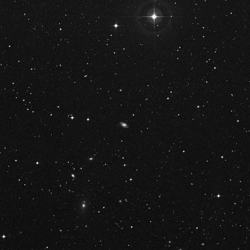 Image of IC 728 - Spiral Galaxy star