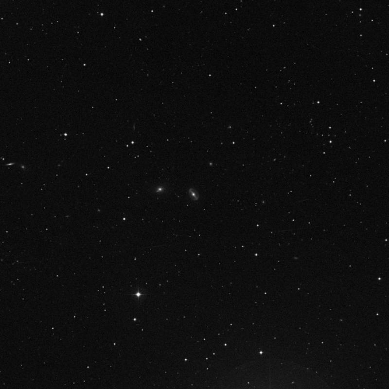Image of IC 816 - Spiral Galaxy star