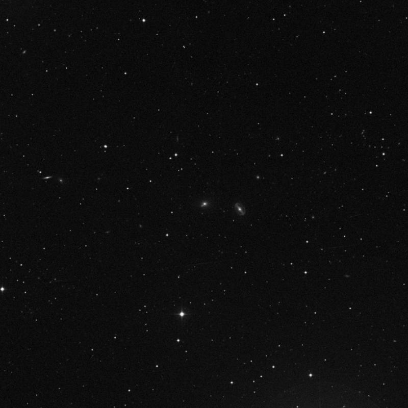 Image of IC 817 - Elliptical Galaxy star