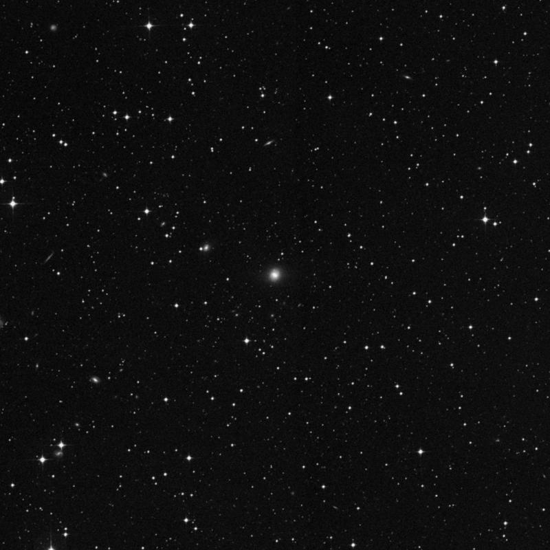 Image of NGC 1765 - Elliptical Galaxy in Dorado star
