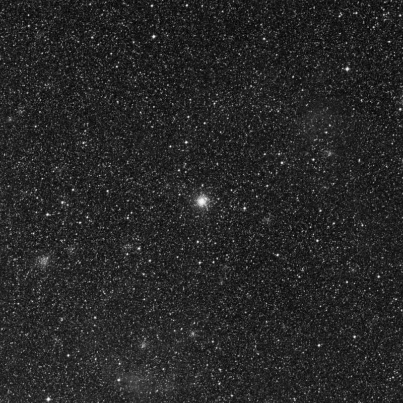 Image of NGC 1786 - Globular Cluster in Dorado star