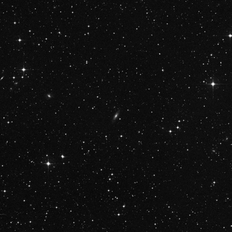 Image of NGC 1796A - Spiral Galaxy in Dorado star