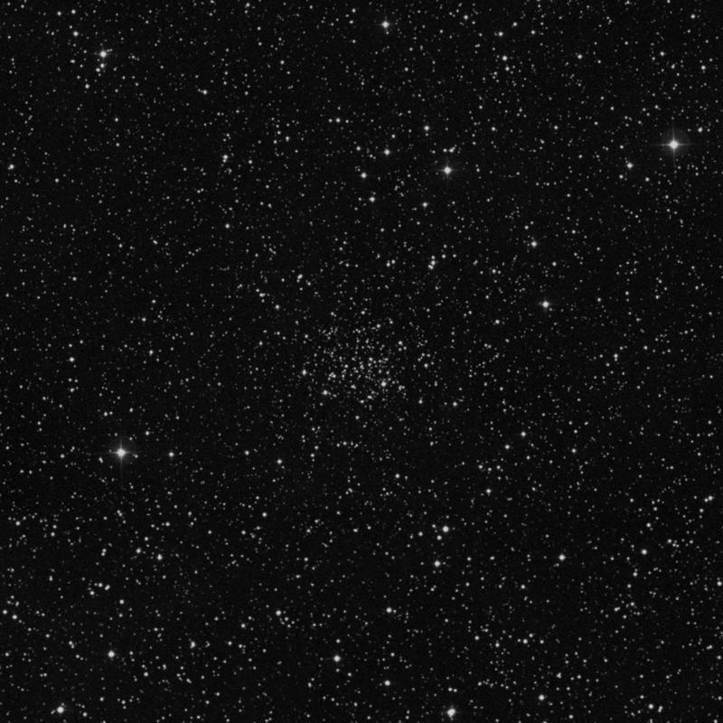Image of NGC 1798 - Open Cluster in Auriga star