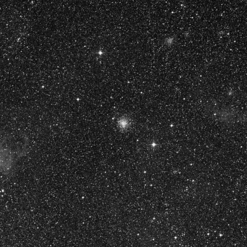 Image of NGC 1806 - Globular Cluster in Dorado star