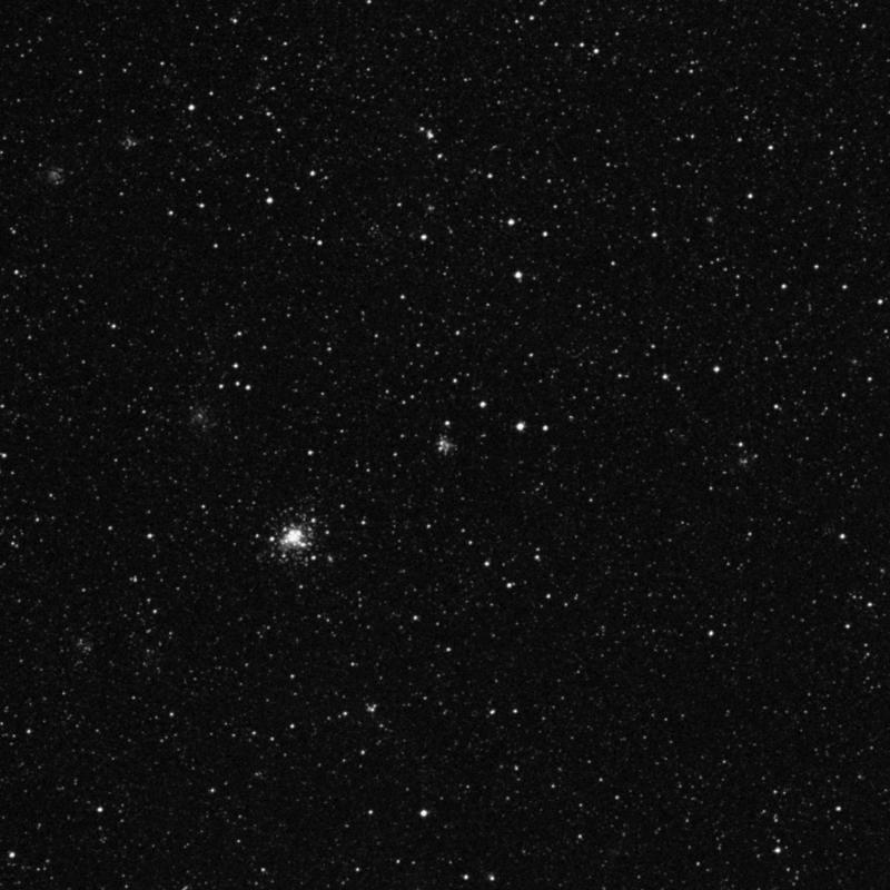 Image of NGC 1810 - Open Cluster in Dorado star