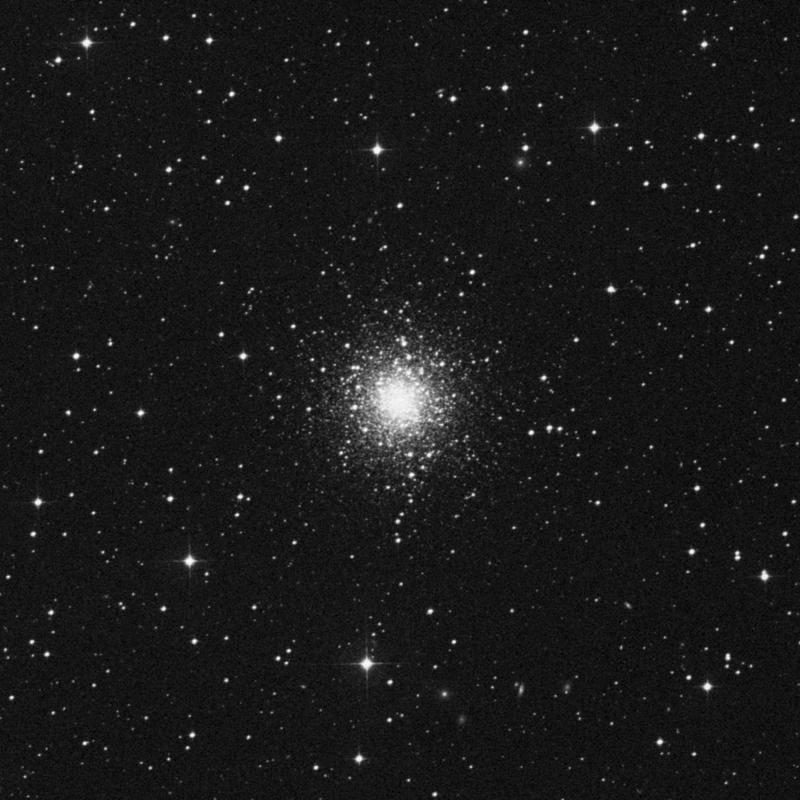 Image of Messier 79 - Globular Cluster star