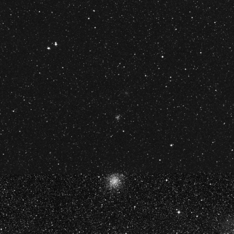 Image of NGC 1844 - Open Cluster in Dorado star