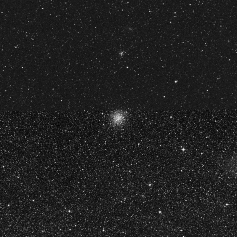 Image of NGC 1846 - Globular Cluster in Dorado star