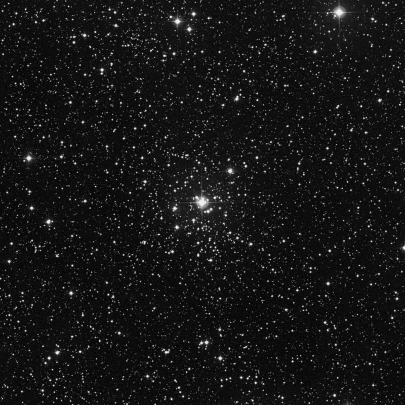 Image of NGC 1857 - Open Cluster star