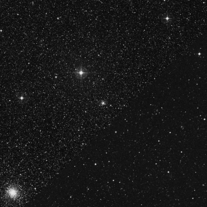 Image of NGC 1859 - Open Cluster in Dorado star