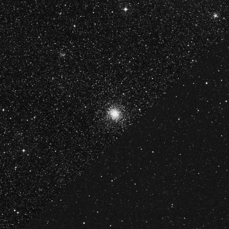 Image of NGC 1866 - Globular Cluster in Dorado star