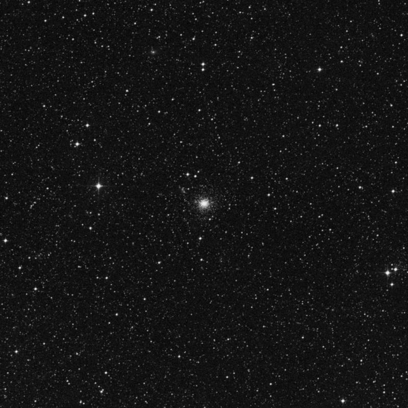 Image of NGC 1868 - Globular Cluster in Dorado star