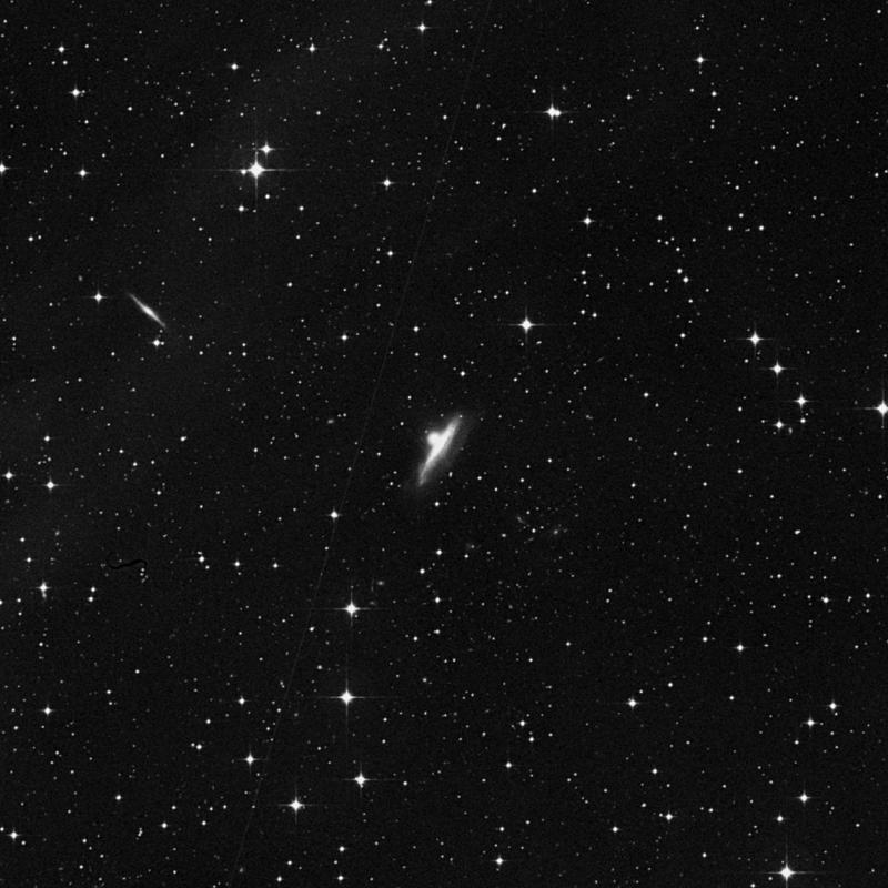 Image of NGC 1888 -  Galaxy star