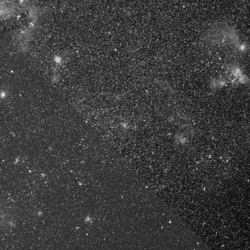 Image of NGC 1894 - Open Cluster in Dorado star