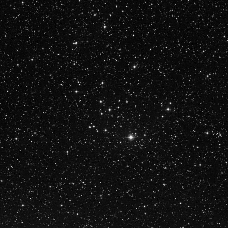 Image of NGC 1896 - Open Cluster star