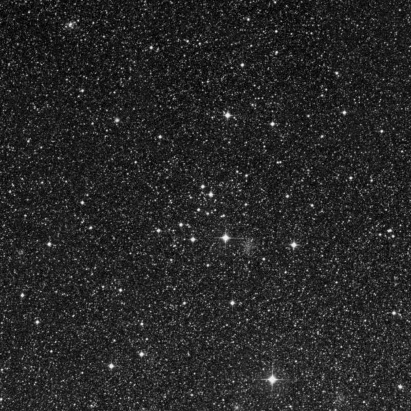 Image of NGC 1901 - Open Cluster in Dorado star