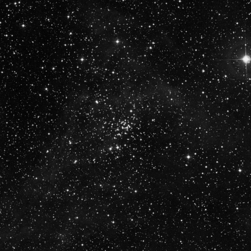 Image of NGC 1907 - Open Cluster star