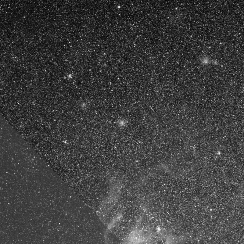 Image of NGC 1917 - Globular Cluster in Dorado star