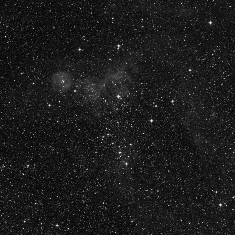 Image of NGC 1925 - Association of Stars in Dorado star
