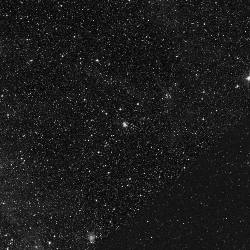 Image of NGC 1933 - Open Cluster in Dorado star