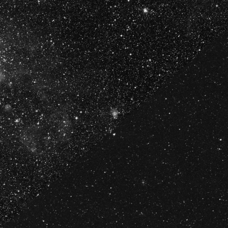 Image of NGC 1941 - Star Cluster + Nebula in Dorado star