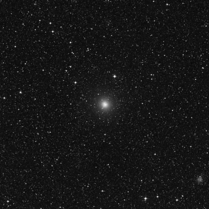 Image of NGC 1947 - Elliptical/Spiral Galaxy in Dorado star