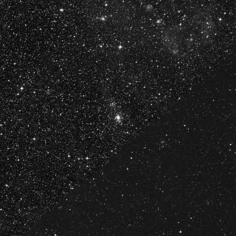 Image of NGC 1951 - Open Cluster in Dorado star