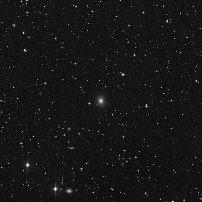 Image of NGC 1979 - Elliptical/Spiral Galaxy star