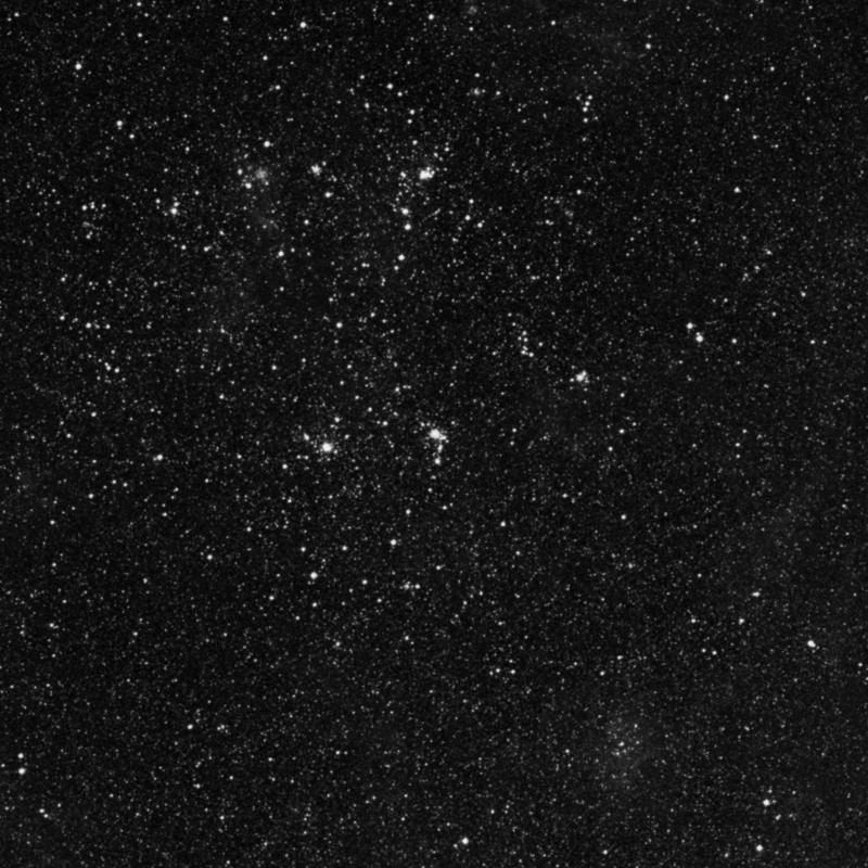 Image of NGC 1984 - Open Cluster in Dorado star
