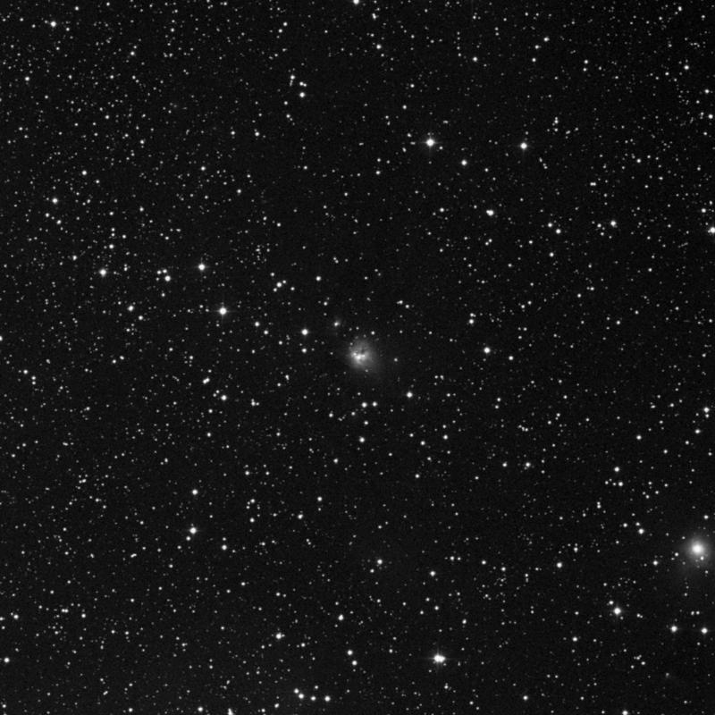 Image of NGC 1985 - Reflection Nebula in Auriga star