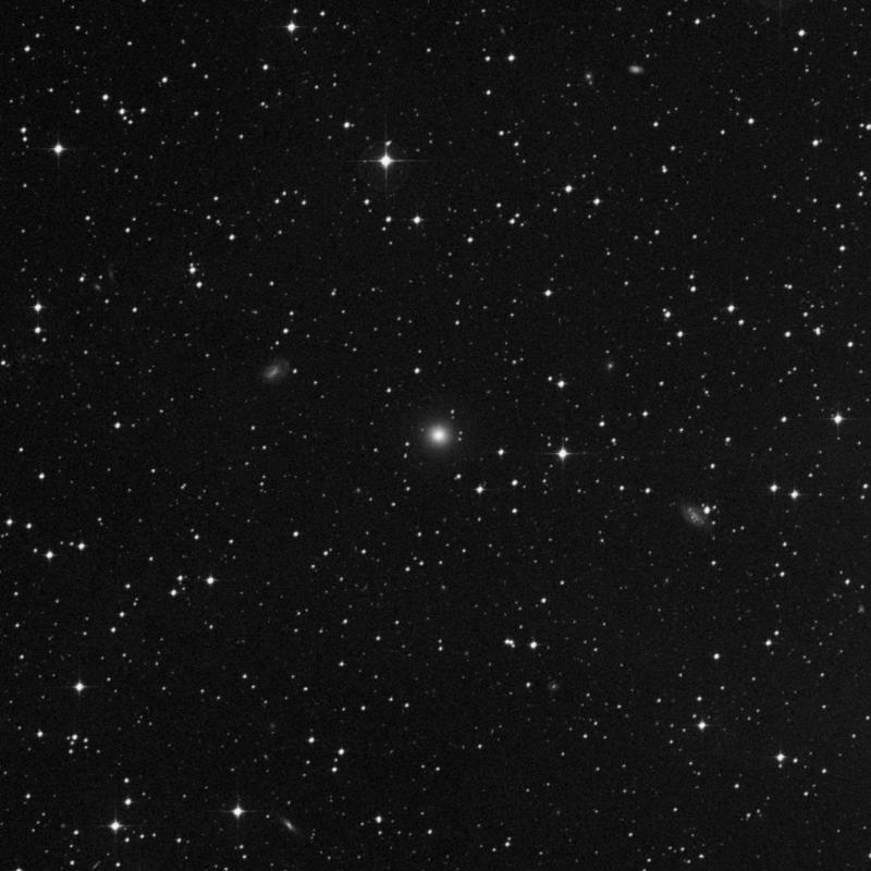 Image of NGC 1993 - Elliptical/Spiral Galaxy star