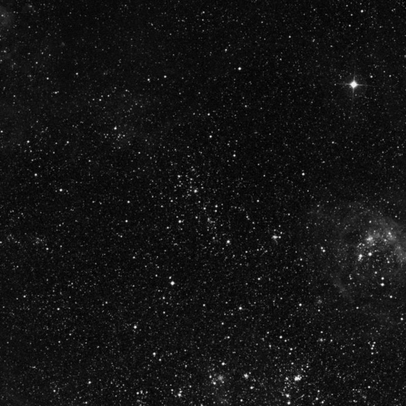 Image of NGC 2001 - Association of Stars in Dorado star