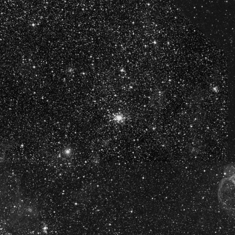 Image of NGC 2004 - Globular Cluster in Dorado star