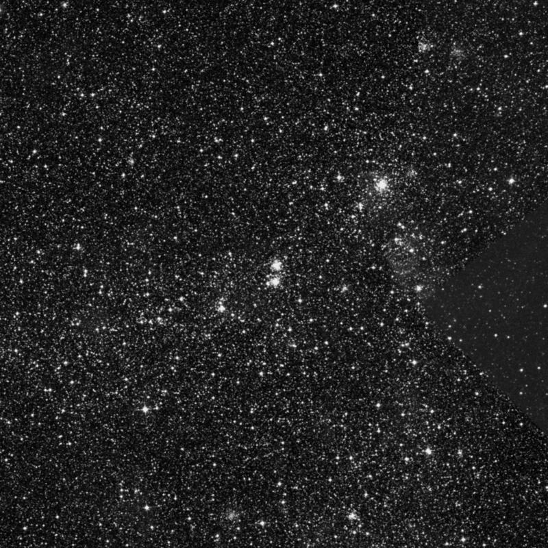 Image of NGC 2006 - Association of Stars in Dorado star