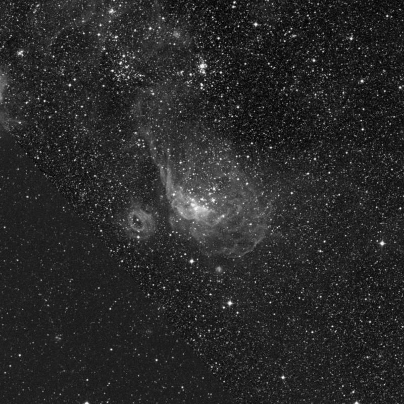 Image of NGC 2014 - Nebula in Dorado star