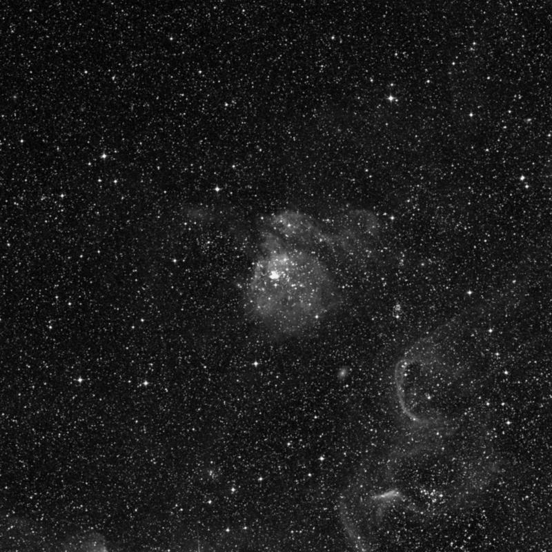 Image of NGC 2029 - Open Cluster in Dorado star