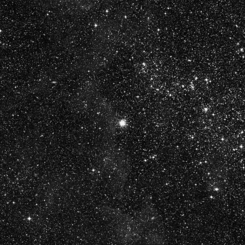 Image of NGC 2041 - Globular Cluster in Dorado star